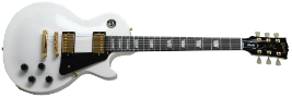 gibson les paul studio alpin whiteIII